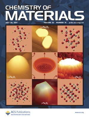 Chemistry of Materials: Volume 23, Issue 14
