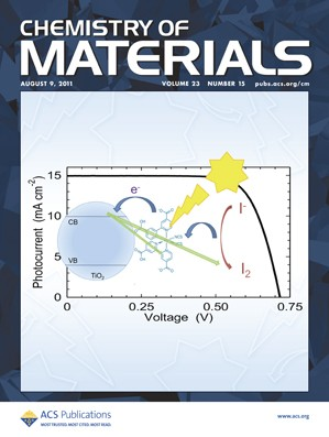 Chemistry of Materials: Volume 23, Issue 15