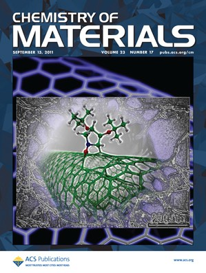Chemistry of Materials: Volume 23, Issue 17
