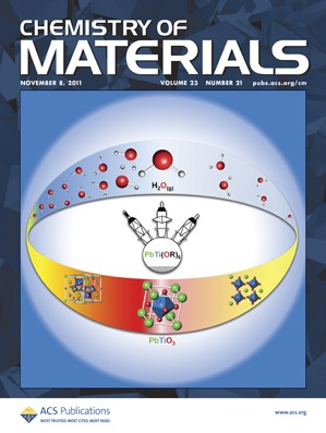 Chemistry of Materials: Volume 23, Issue 21