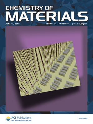 Chemistry of Materials: Volume 24, Issue 11