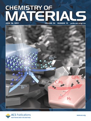 Chemistry of Materials: Volume 24, Issue 12