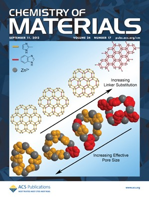 Chemistry of Materials: Volume 24, Issue 17