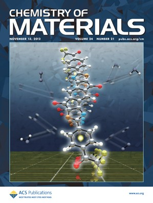 Chemistry of Materials: Volume 24, Issue 21