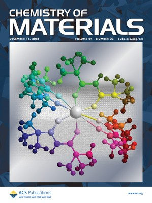 Chemistry of Materials: Volume 24, Issue 23