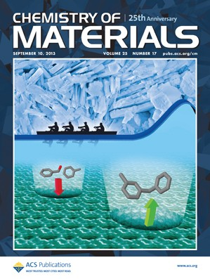 Chemistry of Materials: Volume 25, Issue 17
