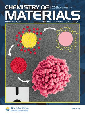 Chemistry of Materials: Volume 25, Issue 21
