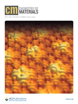 Chemistry of Materials: Volume 26, Issue 9