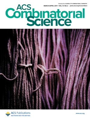 ACS Combinatorial Science: Volume 13, Issue 2