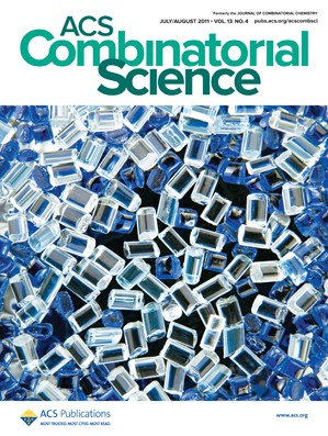 ACS Combinatorial Science: Volume 13, Issue 4