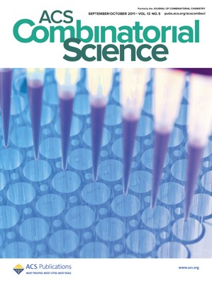 ACS Combinatorial Science: Volume 13, Issue 5