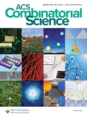 ACS Combinatorial Science: Volume 15, Issue 1