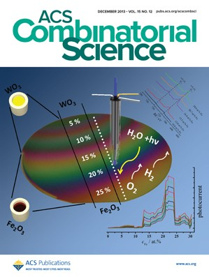 ACS Combinatorial Science: Volume 15, Issue 12