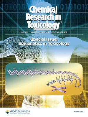 Chemical Research in Toxicology: Volume 32, Issue 5