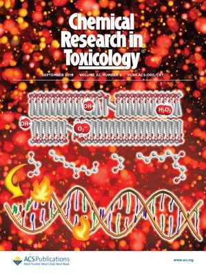 Chemical Research in Toxicology: Volume 32, Issue 9