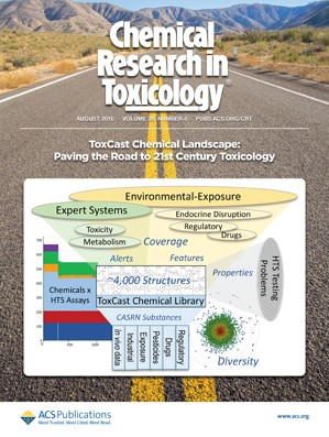 Chemical Research in Toxicology: Volume 29, Issue 8
