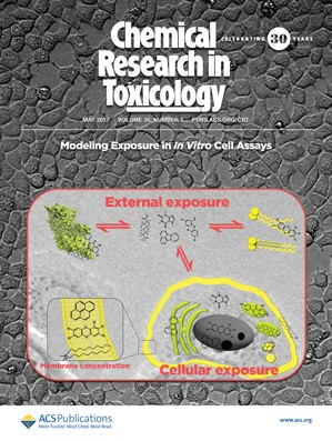 Chemical Research in Toxicology: Volume 30, Issue 5