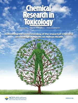 Chemical Research in Toxicology: Volume 31, Issue 1