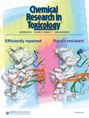 Chemical Research in Toxicology: Volume 31, Issue 11
