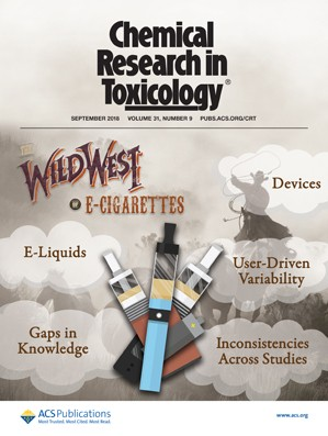 Chemical Research in Toxicology: Volume 31, Issue 9