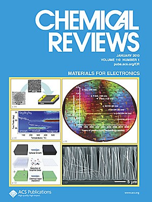 Chemical Reviews: Volume 110, Issue 1