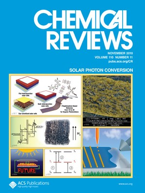 Chemical Reviews: Volume 110, Issue 11