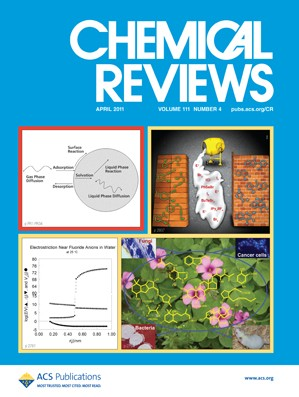 Chemical Reviews: Volume 111, Issue 4