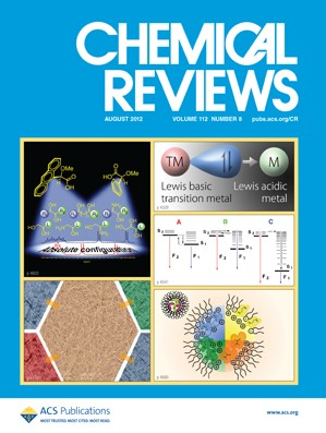 Chemical Reviews: Volume 112, Issue 8
