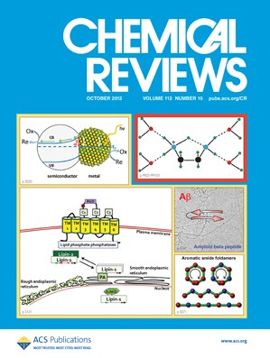 Chemical Reviews: Volume 112, Issue 10