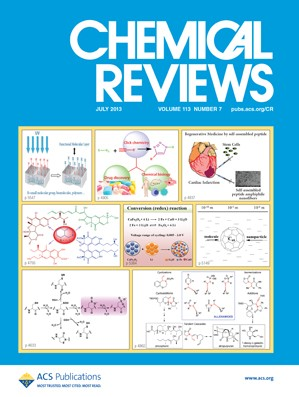 Chemical Reviews: Volume 113, Issue 7