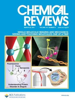Chemical Reviews: Volume 114, Issue 6