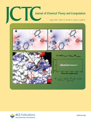 Journal of Chemical Theory and Computation: Volume 8, Issue 8