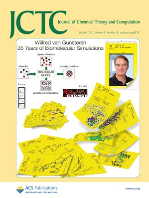 Journal of Chemical Theory and Computation: Volume 8, Issue 10