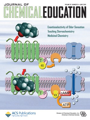 Journal of Chemical Education: Volume 87, Issue 6