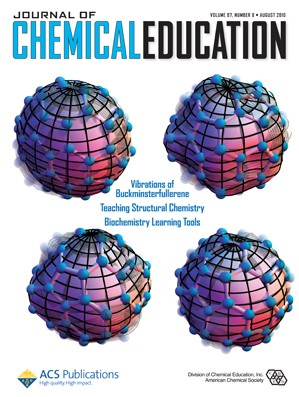 Journal of Chemical Education: Volume 87, Issue 8