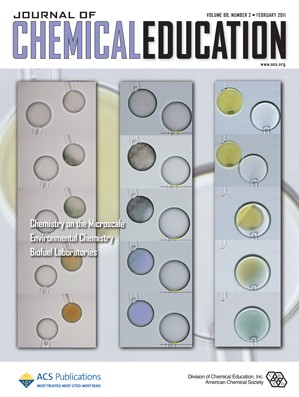 Journal of Chemical Education: Volume 88, Issue 2
