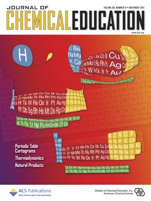 Journal of Chemical Education: Volume 88, Issue 11