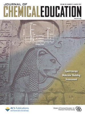 Journal of Chemical Education: Volume 89, Issue 3