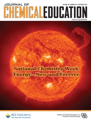 Journal of Chemical Education: Volume 90, Issue 10