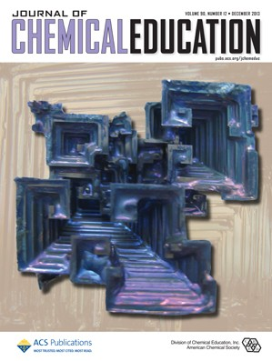 Journal of Chemical Education: Volume 90, Issue 12