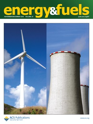 Energy & Fuels: Volume 24, Issue 11