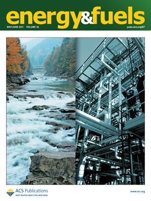 Energy & Fuels: Volume 25, Issue 5
