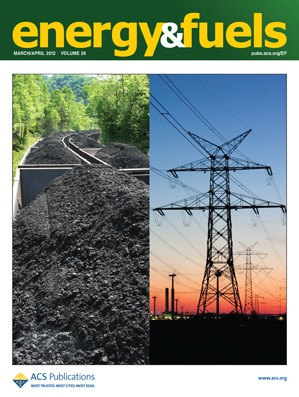 Energy & Fuels: Volume 26, Issue 3