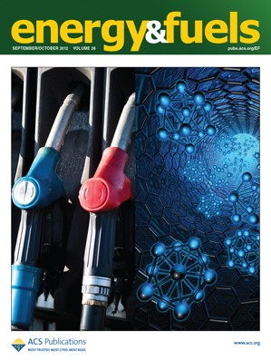 Energy & Fuels: Volume 26, Issue 10