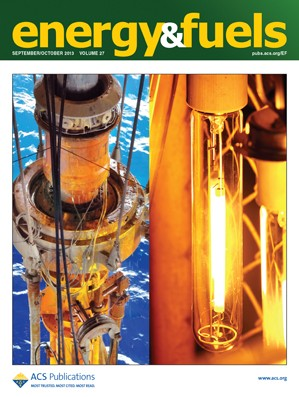 Energy & Fuels: Volume 27, Issue 10