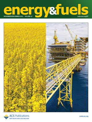 Energy & Fuels: Volume 27, Issue 12