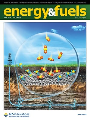 Energy & Fuels: Volume 33, Issue 7