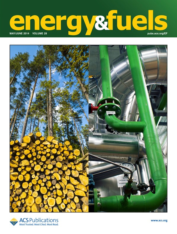 Energy & Fuels: Volume 28, Issue 6