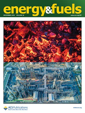 Energy & Fuels: Volume 32, Issue 12