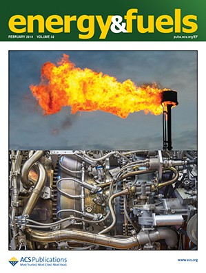 Energy & Fuels: Volume 32, Issue 2